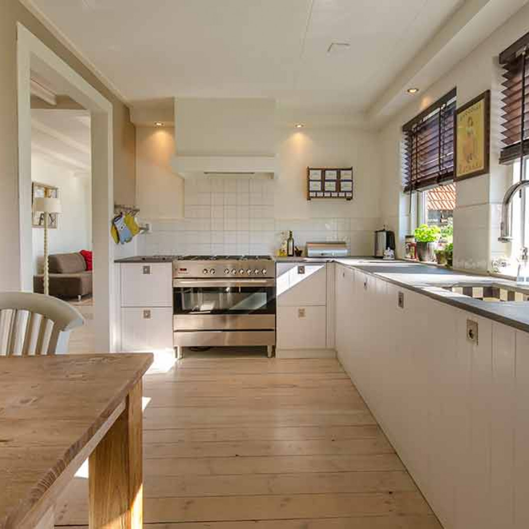 You'll be floored by the work we can do in your kitchen